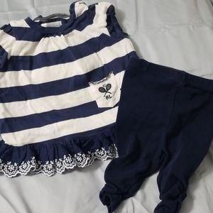 Ralph Lauren infant outfit